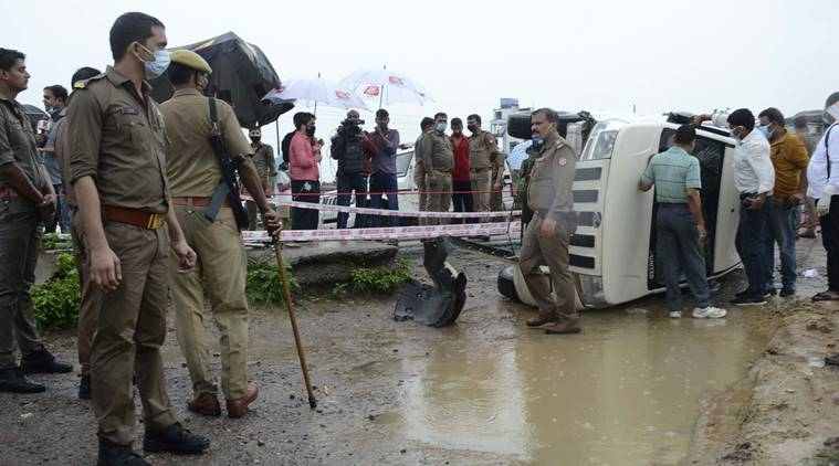 India Crime Suspect Killed